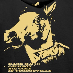 Hack Mack Jackson - Big time in Voodooville - Männer Premium Hoodie