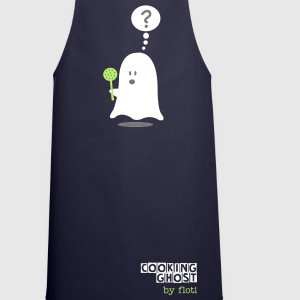 Cooking Ghost - Cooking Apron