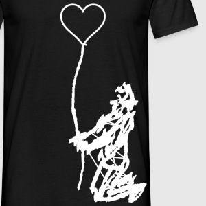 in my heart T-Shirts - Männer T-Shirt
