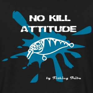No kill Attitude noir - T-shirt Homme