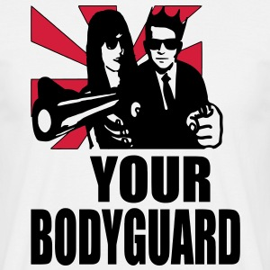 your bodyguard T-Shirts - Männer T-Shirt