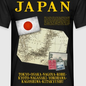 Japan - World Tour Expedition - T-shirt Homme