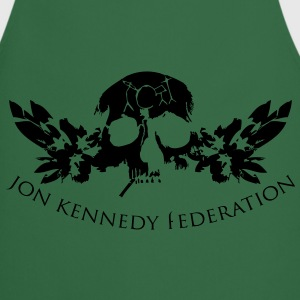 Jon Kennedy Federation Skull Logo 2.2  Aprons - Cooking Apron