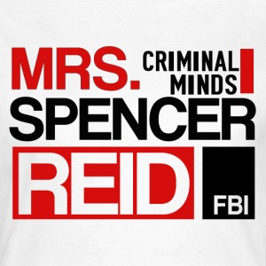 Mrs spencer reid  - Women's T-Shirt