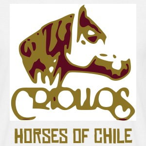 criollos of chile - Männer T-Shirt