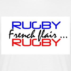 RUGBY French flair - T-shirt Homme