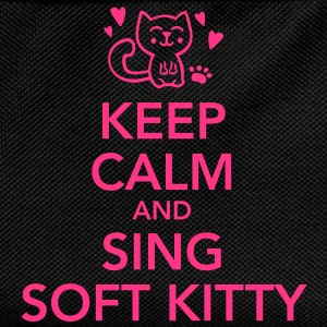 Keep Calm and sing soft kitty Kinder T-Shirts - Sac à dos Enfant