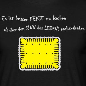 suchbegriff 39 backen spr che 39 t shirts online bestellen. Black Bedroom Furniture Sets. Home Design Ideas