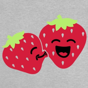 strawberry kiss Accessoarer - Baby-T-shirt