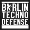BTD - Berlin Techno Defense Girlie Shirt - Frauen T-Shirt