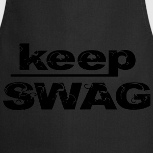 keep swagg - Cooking Apron