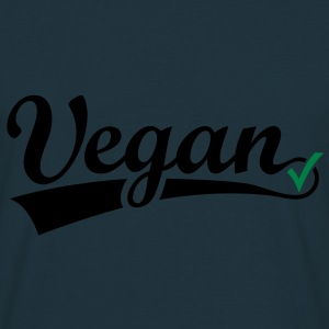 vegan vegetarian animal Welfare Go veggie Go green Sudadera - Camiseta hombre
