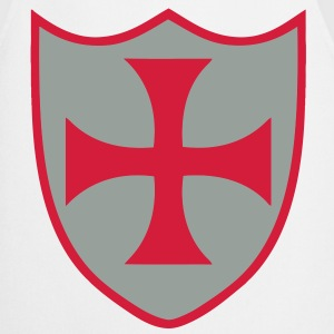 templar cross 2 Tee shirts - Tablier de cuisine