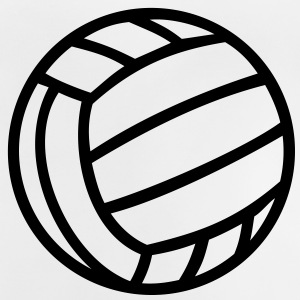 Volleyboll boll Volleyball Ball T-shirts - Baby-T-shirt