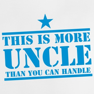 This is more UNCLE than you can handle! Accessories - Baby T-Shirt