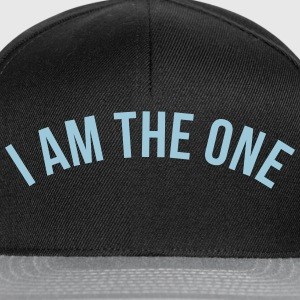 i am the one T-paidat - Snapback Cap