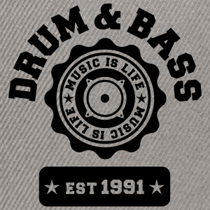 Drum and Bass Sweat-shirts - Casquette snapback