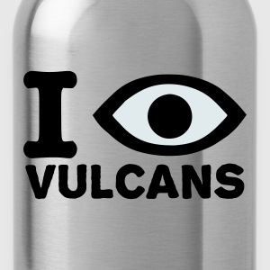 Rouge I see Vulcans Tee shirts - Gourde
