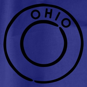 Blu royal Ohio T-shirt - Sacca sportiva