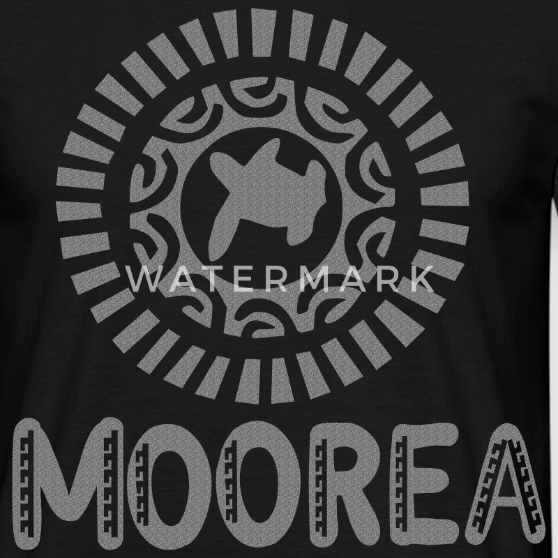 MOOREA T-shirts - Men's T-Shirt