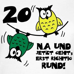 suchbegriff 39 20 geburtstag 39 t shirts online bestellen. Black Bedroom Furniture Sets. Home Design Ideas