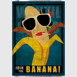 Join the sexy Banana Tee shirts - Gourde