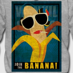 Join the sexy Banana Tee shirts - Veste à capuche Premium Homme