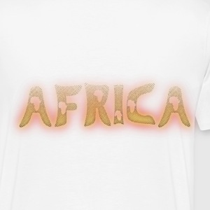 AFRICA TATTOO mug - Men's Premium T-Shirt