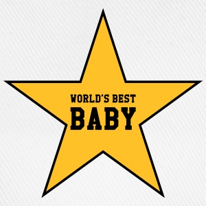 World's Best Baby Shirts - Baseball Cap