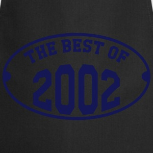 The Best of 2002 T-Shirts - Cooking Apron