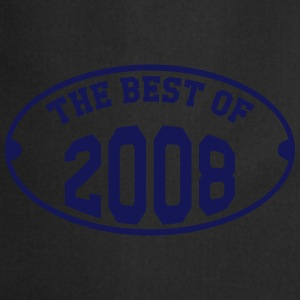 The best of 2008 T-Shirts - Cooking Apron
