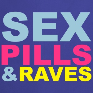 Sex Pills Raves Sweatshirts - Forklæde
