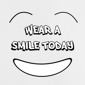 Wear a smile today Accessoires - Baby T-shirt