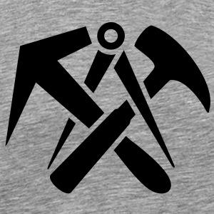 Dachdecker symbol  Suchbegriff: 'Symbol Dachdecker' T-shirts online bestellen ...