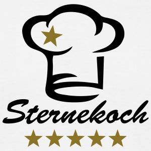 Suchbegriff 39 sternekoch 39 t shirts online bestellen for Koch mit bart