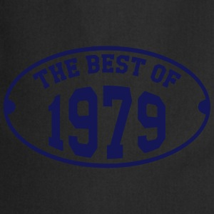 The Best of 1979 Tee shirts - Tablier de cuisine