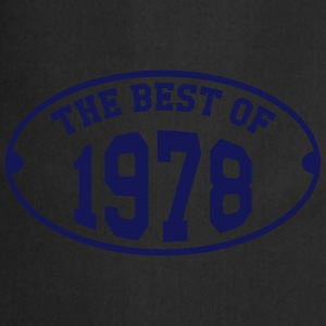 The Best of 1978 Tee shirts - Tablier de cuisine