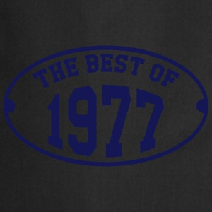 The Best of 1977 Tee shirts - Tablier de cuisine