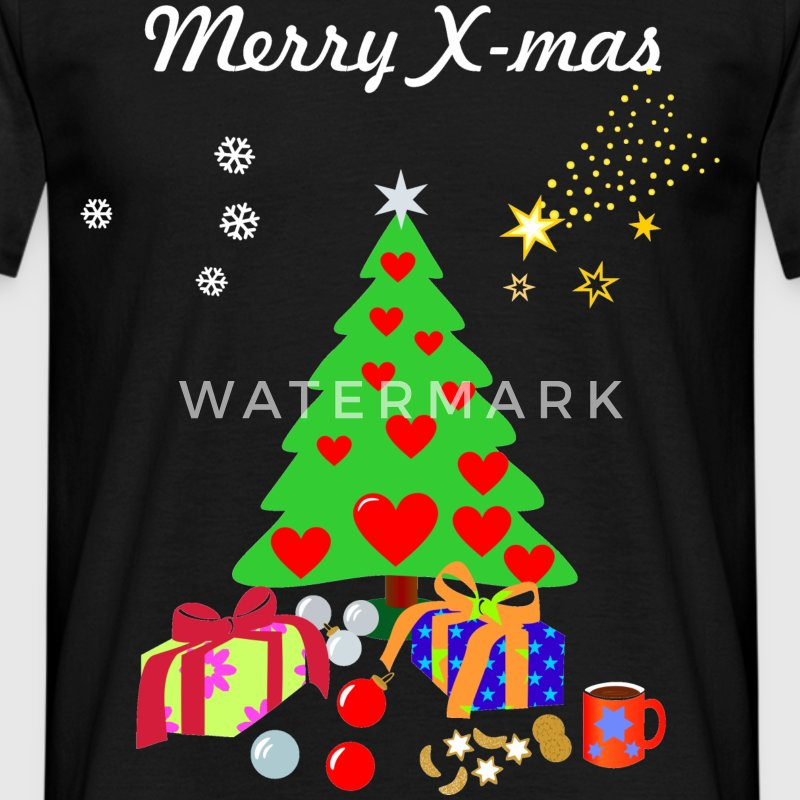 Christmas Merry xmas Christmas T-Shirts - Men's T-Shirt