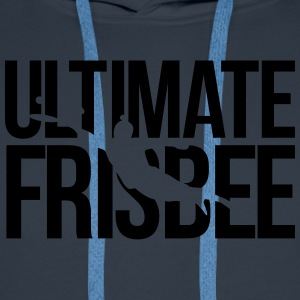 ultimate frisbee T-Shirts - Men's Premium Hoodie
