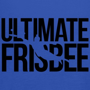 ultimate frisbee T-Shirts - Women's Tank Top by Bella