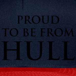 proudtobefromhull T-Shirts - Snapback Cap