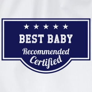 Best Baby T-shirts - Gymnastikpåse