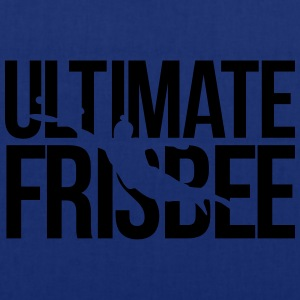 ultimate frisbee T-shirts - Tygväska
