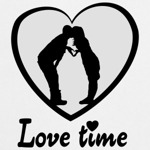 Love time Asusteet - Esiliina