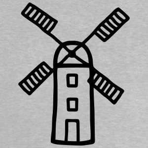Wind Mill - Wind Energy Shirts - Baby T-Shirt