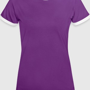 Coffee lover (worn-out) T-paidat - Naisten kontrastipaita