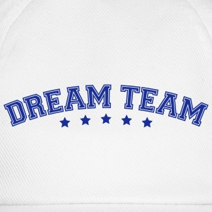 Text arch design friends couple couple dream team T-Shirts - Baseball Cap