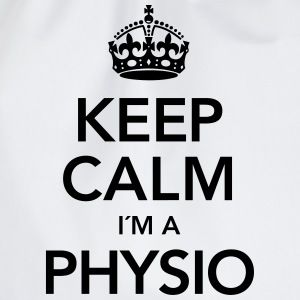 Keep Calm I´m A Physio T-Shirts - Drawstring Bag
