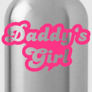 Daddy's girl T-Shirts - Trinkflasche